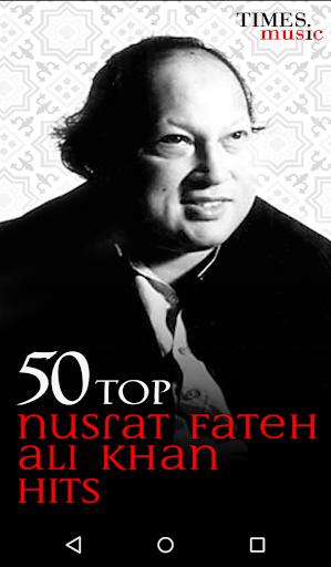 50 Top Nusrat Fateh Ali Khan