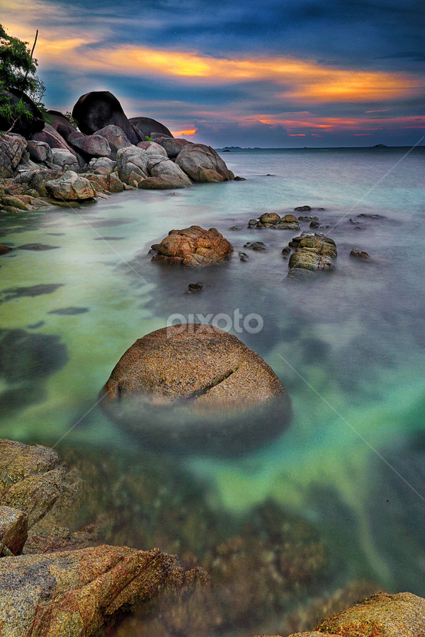 Belitong i'll be back by Henry Pribadi - Landscapes Waterscapes ( #mariowibowo #beach #belitong #mwpstudio #mariowibowophotography )