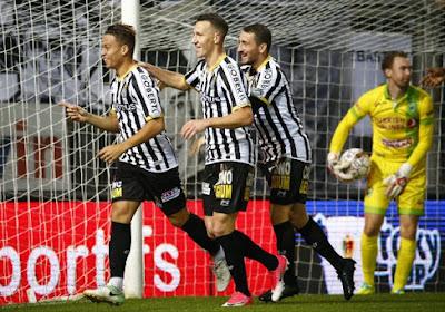 Charleroi : un onze B en Coupe, pour quels enseignements ?