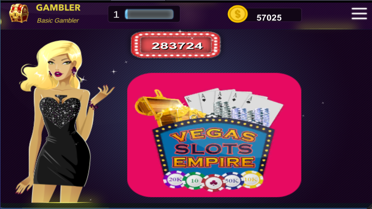 Slots Machine Vegas Empire Free Spin Casino- screenshot