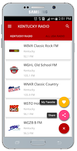 Download ALL KENTUCKY RADIO FM For PC Windows and Mac apk screenshot 1