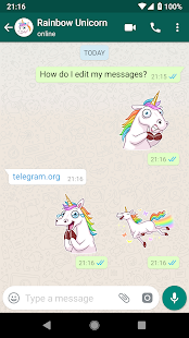 WhatsApp Stickers – Telegram 2