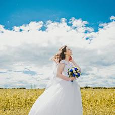 Wedding photographer Natalya Fayzullaeva (Natsmol). Photo of 09.07.2017