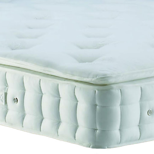 Hypnos Nimbus Pillow Top Bed on Legs