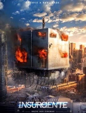 Filme Poster A Série Divergente - Insurgente R5 XviD Dual Audio & RMVB Dublado