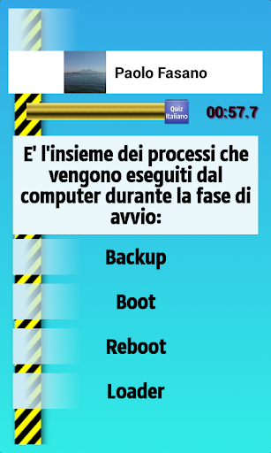 Quiz Italiano - Italian Trivia  screenshots 5