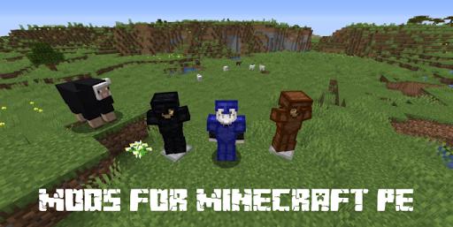 Mods for Minecraft screenshot 1