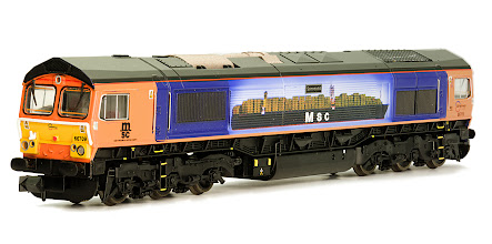 Photo: ND-007-000 Class 66