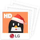 LG Wallpaper & card icon