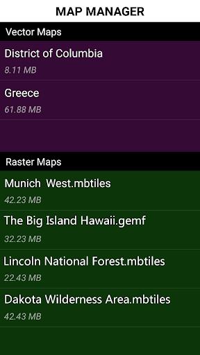 Polaris Navigation GPS screenshot 16