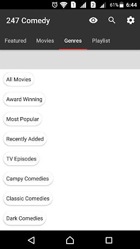 247 Comedy Movies & TV 9.5 screenshots 4