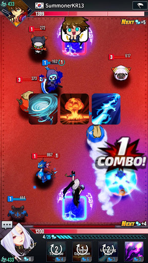 Capsulemon Fight! : Global Monster Slingshot PvP  screenshots 23