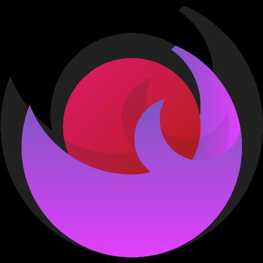 Oreo Silver Circle Icon Pack