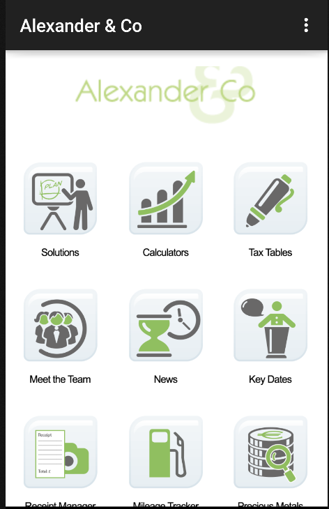 Alexander & Co- screenshot