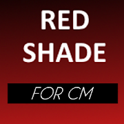 Red Shade - CM13/CM12 Theme