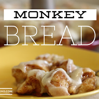 Cinnamon Monkey Bread.