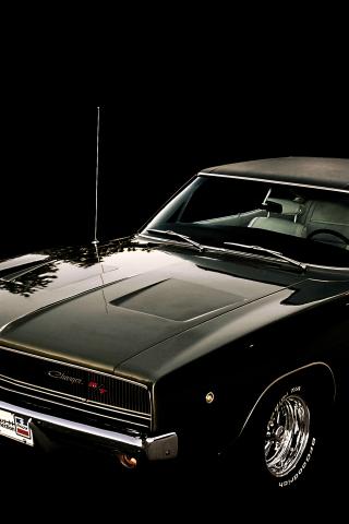 muscle cars wallpaper screenshot
