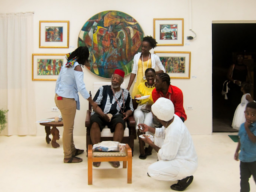 The essence of LeRoy Clarke, Trinidad and Tobago's master artist who died this week