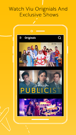 Viu - Korean Dramas, TV Shows, Movies & more  screenshots 8