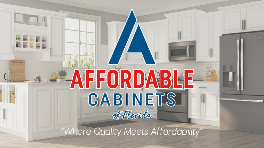 Affordable Cabinets Of Florida Custom Semi Custom Cabinet Store Installation