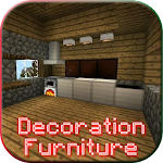 Decoration Furniture Mod mcpe Icon