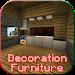 Decoration Furniture Mod mcpe Icon