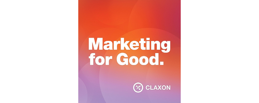 Marketing for Good Podcasts logo