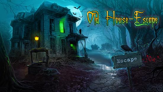 Starý dům - Útěk - náhled