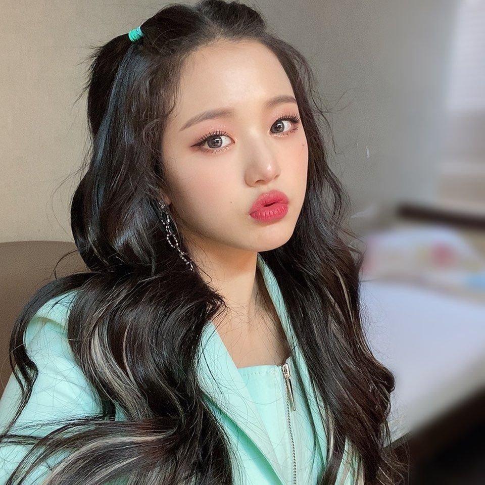 wonyoung hair 42