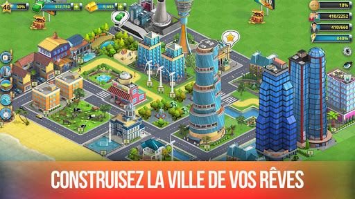 City Island 2 - Building Story (Offline sim game) captures d'u00e9cran 2