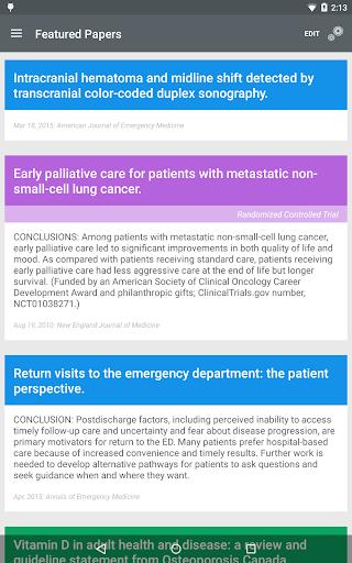 【免費醫療App】Read by QxMD-APP點子