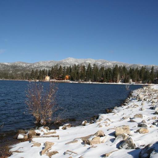 Big Bear Lake Jigsaw Puzzles
