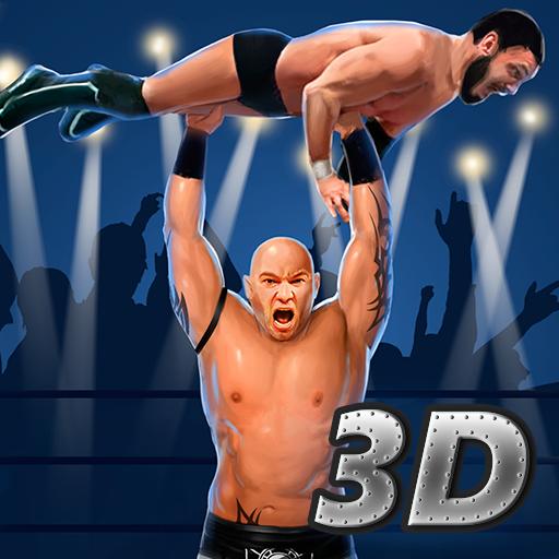 Wrestling Fighting Revolution (game)
