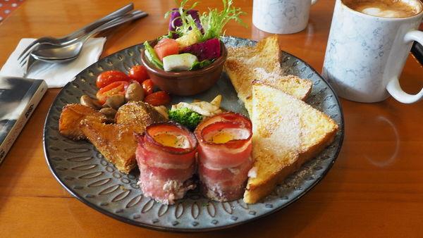 PEKO PEKO ぺコぺコ→→巷弄老宅裡的手作早午食