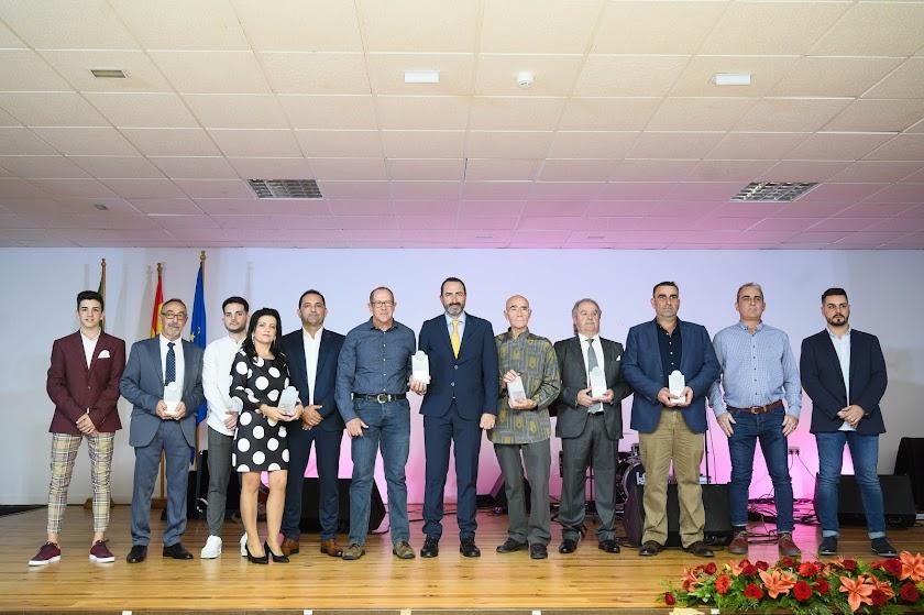 Los IV Premios Comarca de Níjar