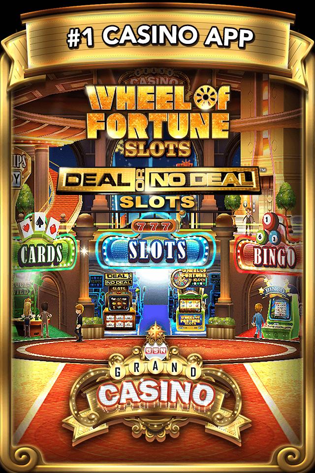 GSN Grand Casino - FREE Slots screenshot #1