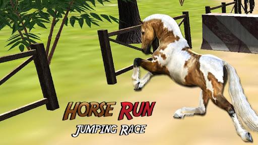 赛马 跑 跳: Horse Race: Jumping
