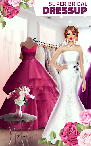 Super Wedding Stylist 2020 Dress Up & Makeup Salon android2mod screenshots 1