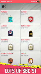 Pack Opener for FUT 20 by SMOQ MOD APK [Free Packs] 7