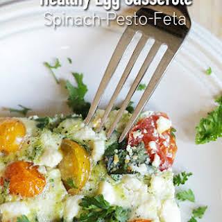 Spinach Tomato Egg Casserole Recipes.