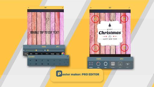 Poster Maker & Poster Designer 2.4.5 screenshots 6