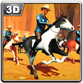 Horse Racing Derby Quest Sim - Be Riding Champ
