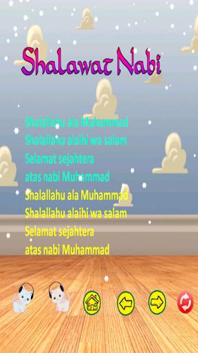 Lagu Sholawat Anak Lengkap 1.0.0 screenshots 5