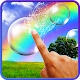 Bubbles and rainbow. Download on Windows
