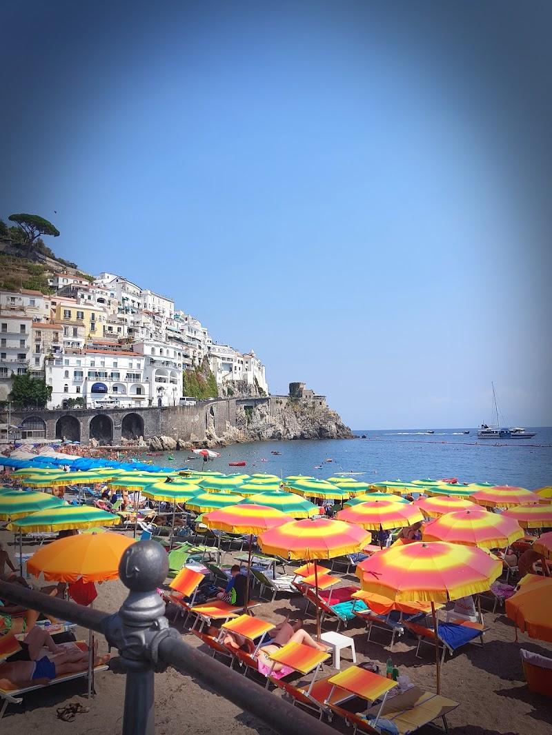 Una cartolina da ... Amalfi di parada