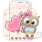 Cute Cartoon Owl Theme