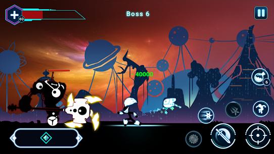 Stickman Ghost 2: Galaxy Wars 6.6 APK Mod [DINHEIRO INFINITO] 4