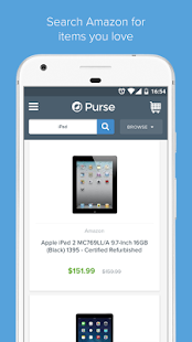 Purse - Bitcoin Shopping- screenshot thumbnail