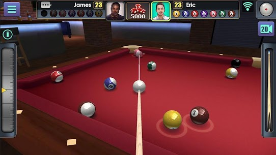 3D Pool Ball 1.4.4.1 MOD (Unlocked All) 3