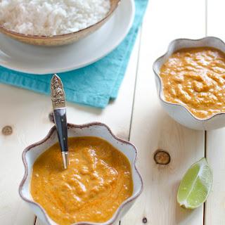 Basic Indian Tomato Curry.